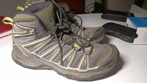 Salomon Thinsulate Waterproof Contagrip Hiking Win