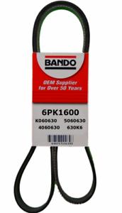 Bando 6PK1085 OEM Quality Serpentine Belt by Bando USA
