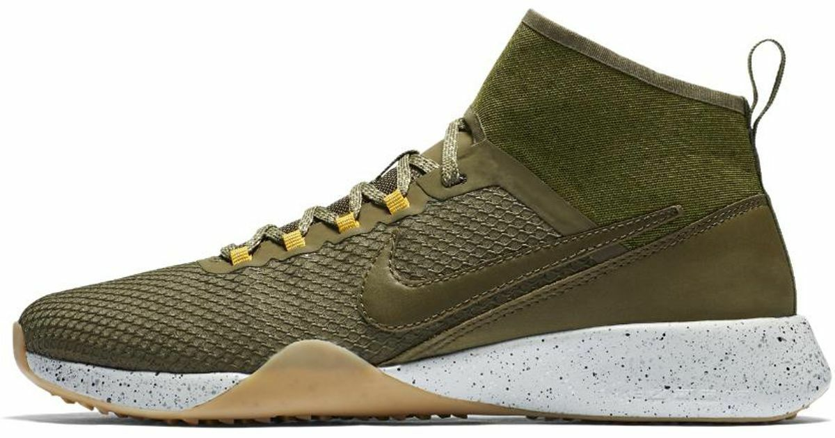 Nike Women's NikeLab Air Zoom Strong 2 MEIDUM - Size 7 (922882-200) MEIDUM 2 OLIVE 5dc2e1