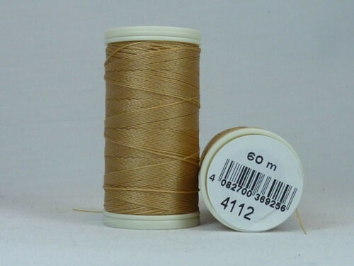 Coats Nylbond Colour No 4112 Beading Thread 60m