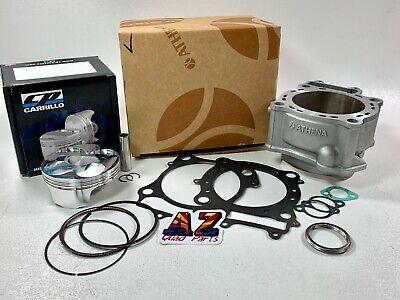 Honda TRX450R TRX 450R Stock OEM Bore CP Piston Rings Only /& Cometic Gasket 06