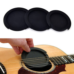Silicone-Guitar-Feedback-Buster-Soundhole-Cover-Sound-Buffer-Hole-Protector-ZSLF