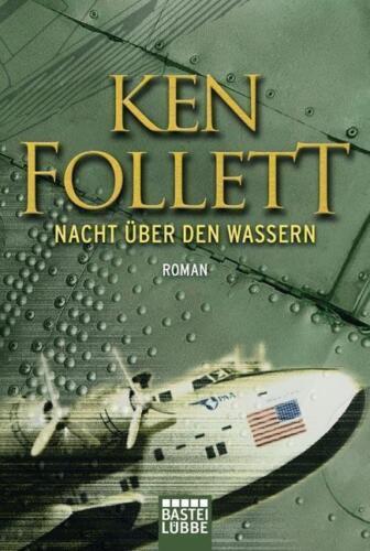 1 von 1 - Nacht über den Wassern von Ken Follett (1994, Taschenbuch)