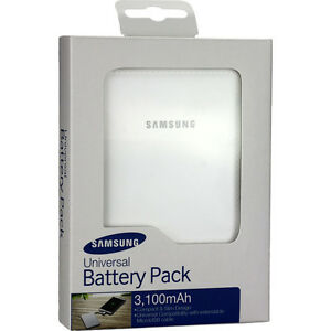 info for 07ba7 1ee0d Details about Genuine Samsung Universal Portable Battery Pack Galaxy S6,  S7, S7 Edge & Note 4