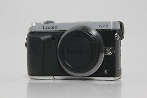 Panasonic-LUMIX-dmc-gx7c-Body-Argento