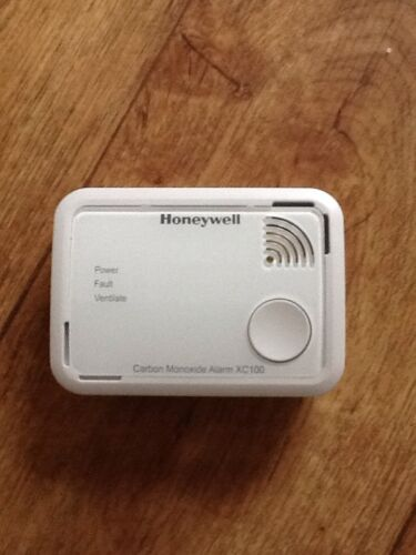 Honeywell Carbon Monoxide Detector Alarm XC100 Latest Xseries 10yr battery life!