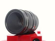 """Leica Macro-Elmarit-R 60mm f/2.8 MF 3 Cam Lens #3278413 E55 """"Pristine Optics"""""""