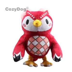 "New Animal Crossing Horizons Celeste 8/"" Plush Toy Soft Doll Figure Birthday Gift"