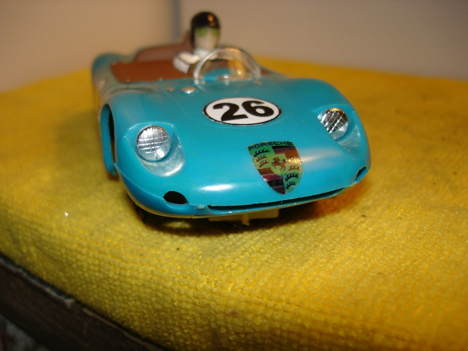 Eldon Porsche RS-61 1093-13 Spyder slot car 1 32 offered by MTH