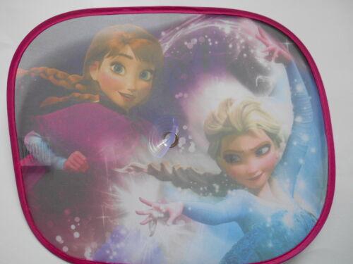 2-tlg, Sonnenschutz Frozen Disney Auto Sonnenblende Die Eiskönigin