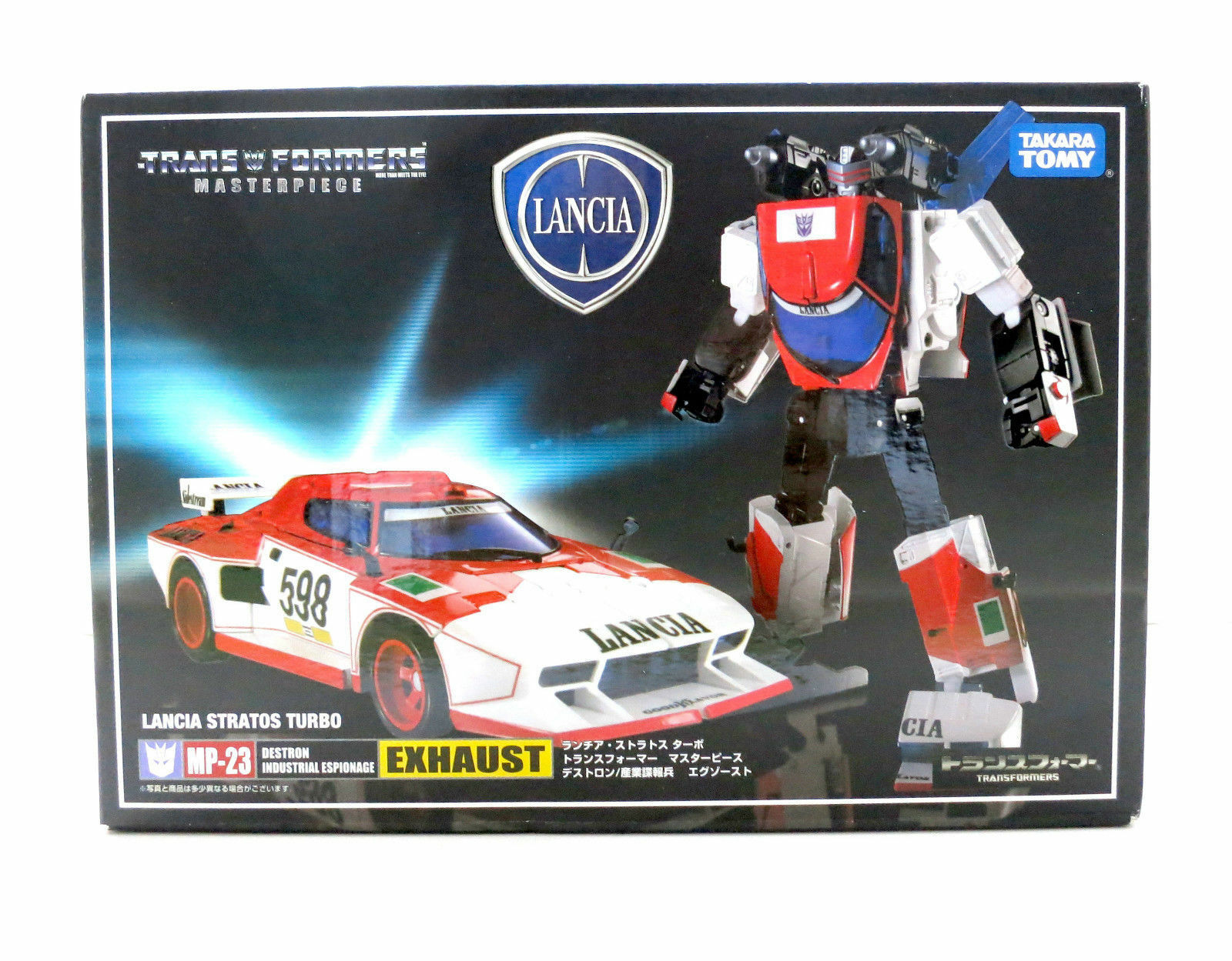 =] TAKARA  MP23 Exhaust Transformers Masterpiece [=