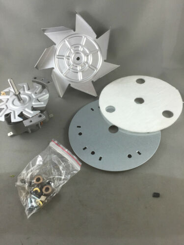 Genuine Chef Select Stove Oven Fan Forced Motor ESOBFC ESOBFCEP ESOBFCGEP