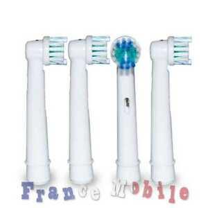 4x-Tetes-Brossettes-Rechange-Remplacement-Brosses-Dents-Braun-Oral-B-Vitality