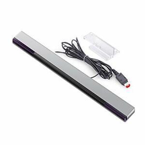 Barre de Détection Filaire à Infrarouge Compatible Nintendo Wii et Console Wii U