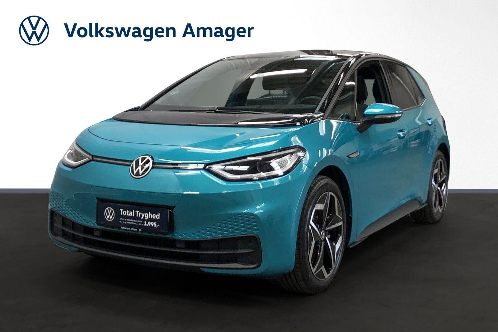 VW ID.3  Max 5d