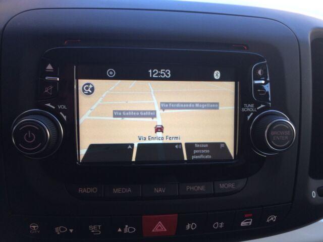 Navigatore Fiat 500L
