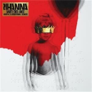 RIHANNA-Anti-Deluxe-Edition-CD-NEW