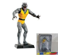 BLACK CAT Lead METAL Figure 20 Marvel EAGLEMOSS Collection MINT BOX No Magazine