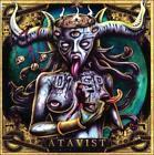 Atavist by Otep (CD, Apr-2011, Victory Records)