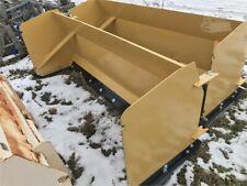 Mastercraft Welding 8 Skid Steer Pushbox Snow Plow Stock 36230
