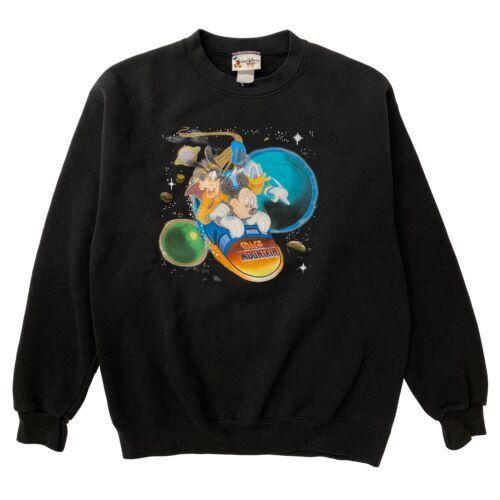 Vintage Space Mountain Ride Disney Sweat Shirt