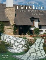 Irish Chain In A Day: Single And Double [oct 01, 2004] Burns, Eleanor