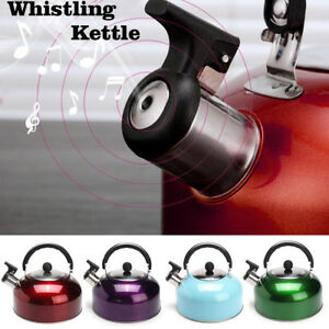 3L-Stainless-Steel-LIGHTWEIGHT-Whistling-Tea-Coffee-Kettle-Camping-Fishing-Home