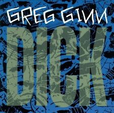 Greg Ginn - Dick - 1993 Cruz Black Flag NEW