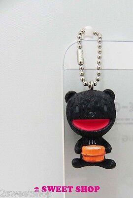 Japan ~ Tokyo Cute Kawaii Black Cat iphone/ipad/ipod/HTC Dust Plug Hole Charm