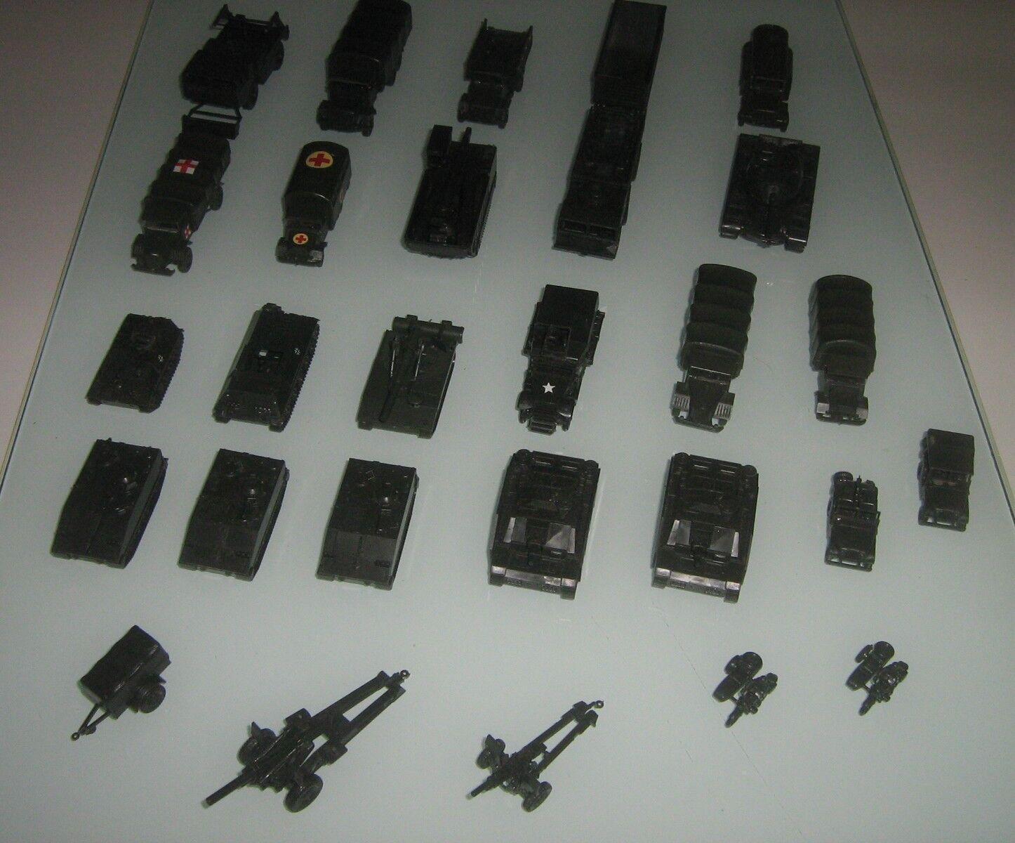 Roco Roco Roco 1 87 mini tanks konvolut (32 teile) 93f387