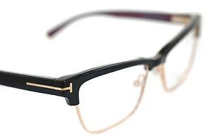 a0ed5385469c8f Details about TOM FORD FT5364 005 53mm Womens CAT EYE Eyeglasses Glasses  Frames BLACK GOLD