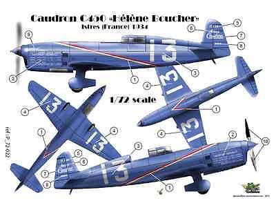 Decals 1//72 Arado Ar-196 Civil FFSMC Productions