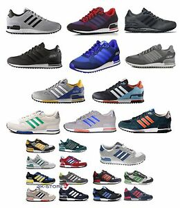 Details about Men Man Running Adidas Mod. ZX 750 trainer shoes- show  original title