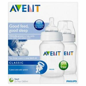 Avent Feeding Bottle 260ml (2)