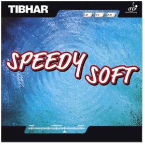 Speedy Soft Tibhar Revetement Tennis De Table Ebay