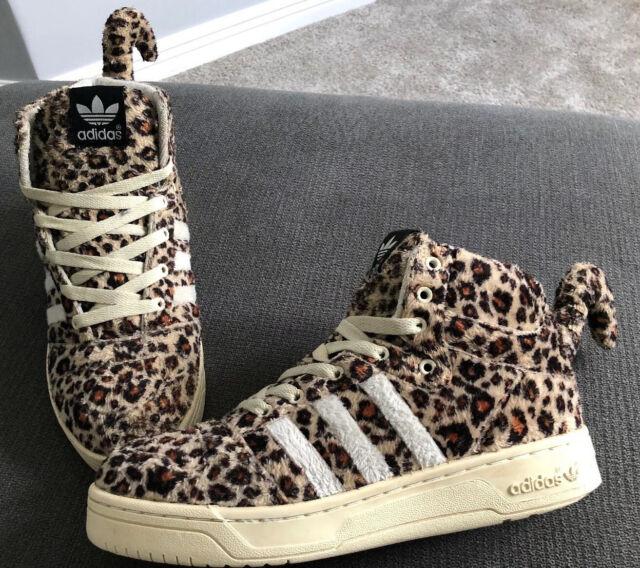 adidas Jeremy Scott Leopard Tails