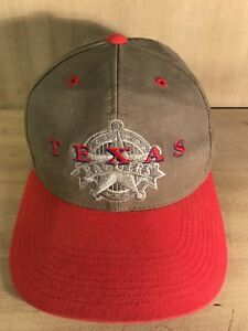 Details about Texas Rangers Baseball Hat•Cap•MLB Baseball•Genuine  Merchandise