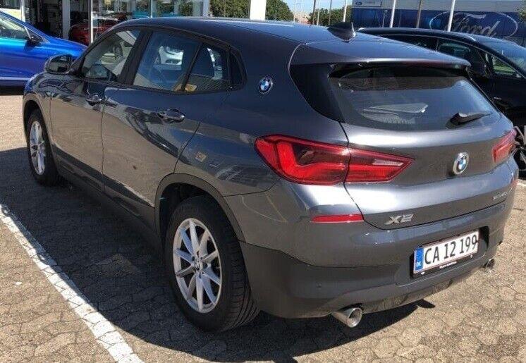 BMW X2 2,0 sDrive20i aut. - billede 2