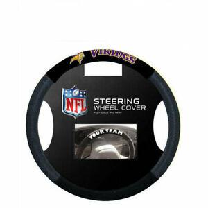 NFL-Minnesota-Vikings-Poly-Suede-Steering-Wheel-Cover