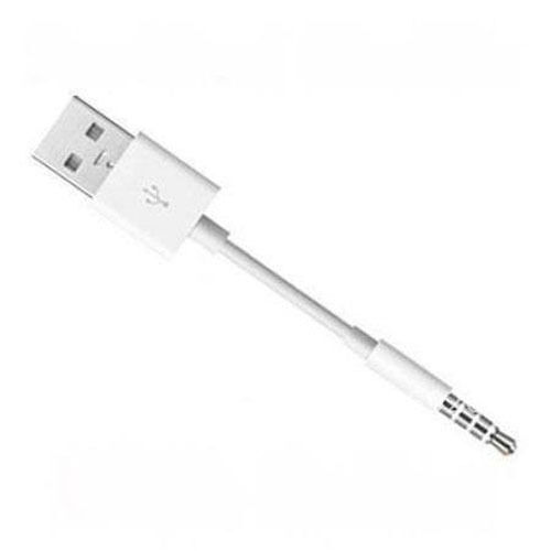 USB 2.0 Data Sync Charger Transfer Cable for iPod Shuffle 3rd 4th 5th 6th MN