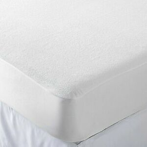 COT-BED-60x120-100-WATERPROOF-TERRY-TOWEL-MATTRESS-PROTECTOR-FITTED-SHEET-COVER