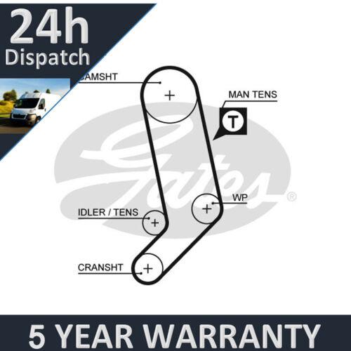 Gates Courroie de distribution pour VW Transporter Caravelle LT 5 an de garantie G2711