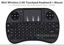 2.4GHz Mini Wireless Keyboard Mouse Air Mouse Touchpad for PC Smart TV