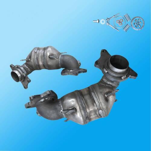 EU4 KAT Katalysator HONDA CR-V II 2.2i-CTDi 103KW RD9 N22A2 2004//10-2006//12