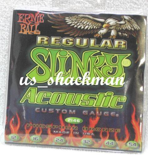 Slinky Acoustic Custom Gauge Guitar Strings