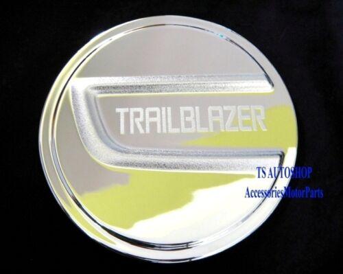 CHROME FUEL OIL CAP TANK COVER TRIM FOR NEW CHEVROLET TRAILBLAZER 2012 V.1