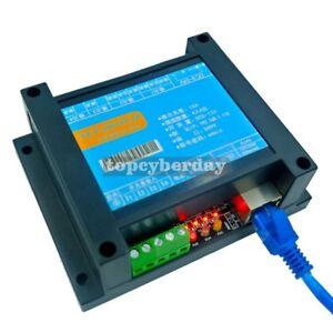 4 en 4 Réseau 10 A Relais Contrôleur TCP UDP Ethernet Net Switch Web Android