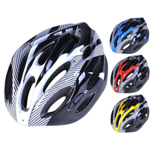 Lightweight MTB Mountain Road Bike Safety Helmet Breathable Outdoor Cycling Cap
