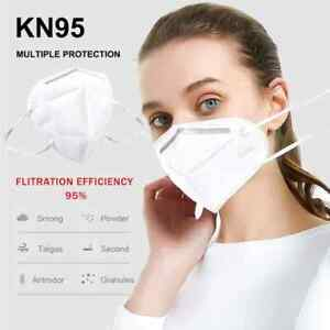 5-20 pcs BONMED KN95 FDA CE Face Protection Respirator Masks AUTHORIZED SELLER