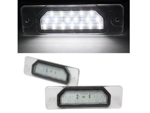 * LED License Plate Light Lamps For Infiniti FX45 Q45 I30 I35